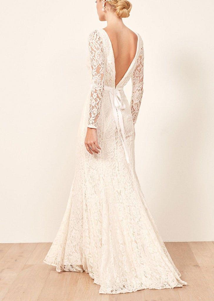 15 Gorgeous Wedding Dresses Under 500 Purewow