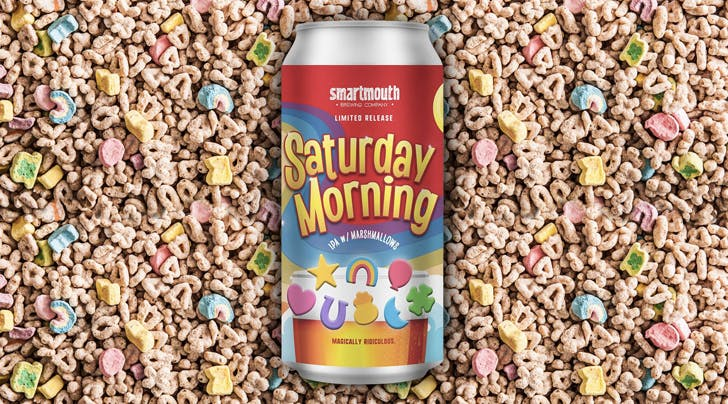This Beer Is Brewed with Lucky Charms Marshmallows and We Have a Lot of Feelings