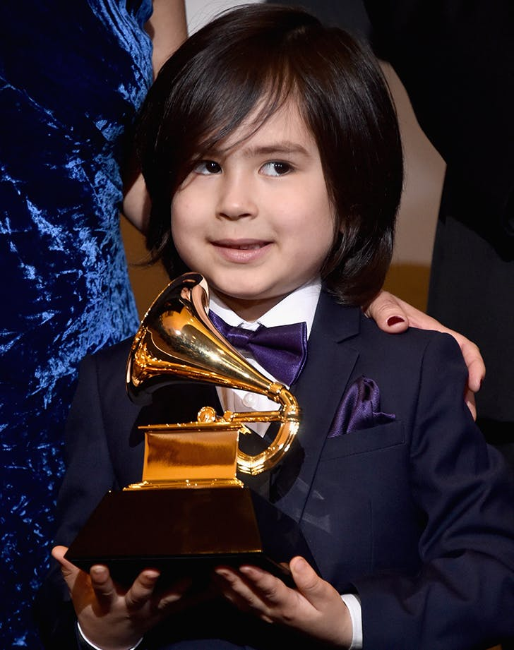 This 5-Year-Old Just Won a Grammy—and We're Downloading All His Tunes