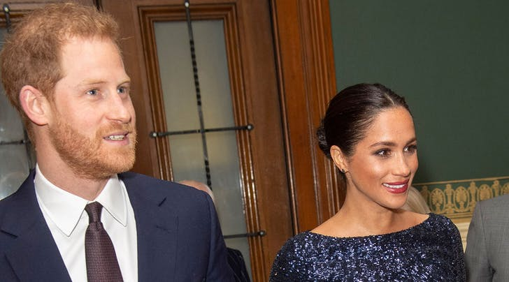 Kensington Palace Reveals the Next Time We'll See Meghan Markle and Prince Harry (and Its Another Date Night)
