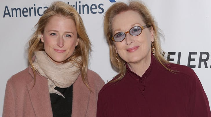 Meryl Streep Is a Grandma! Daughter Mamie Gummer Gives Birth to First Child