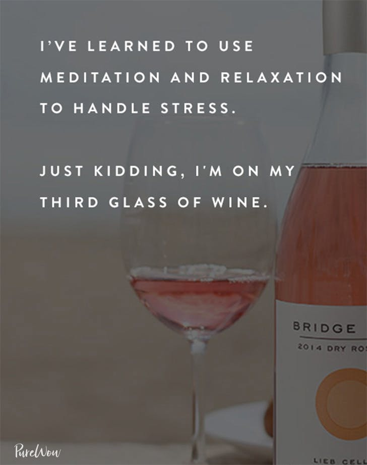 mothers day quote about meditiation and wine1
