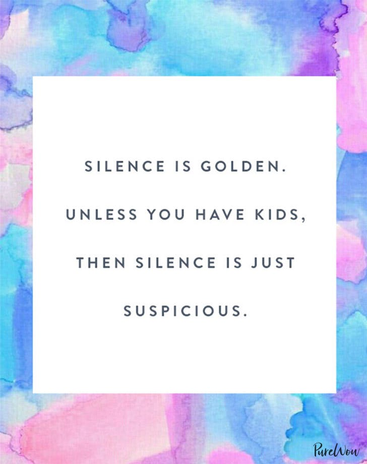 mothers day quote about silence1