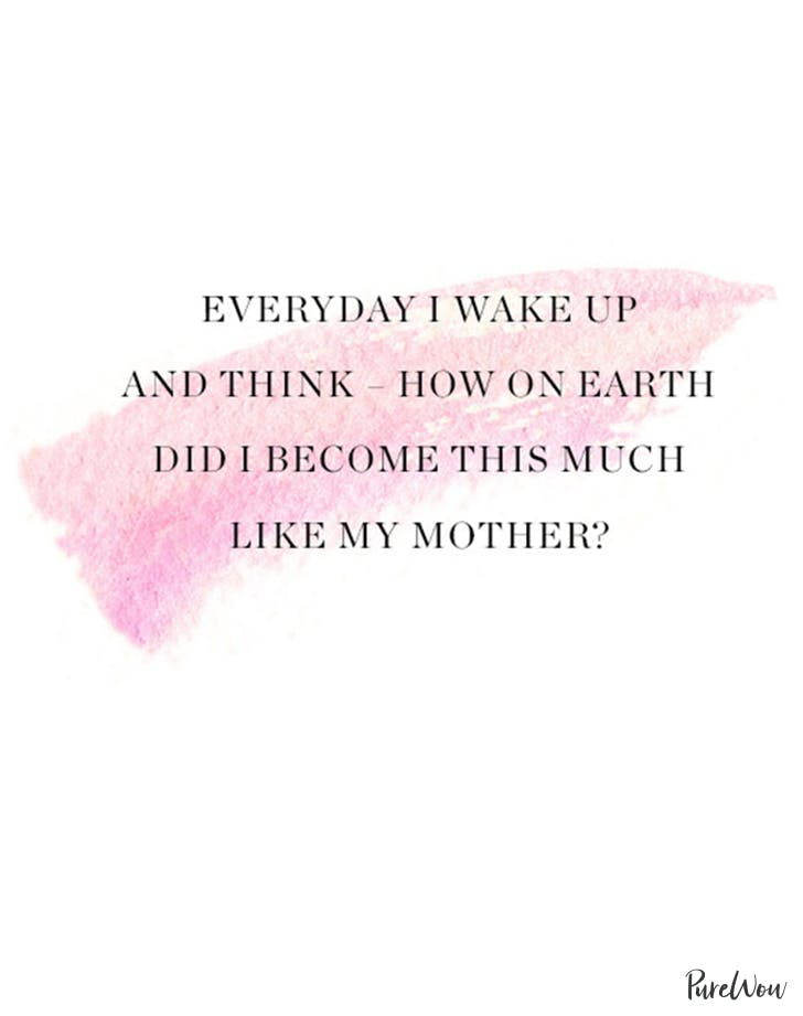mothers day quote about waking up