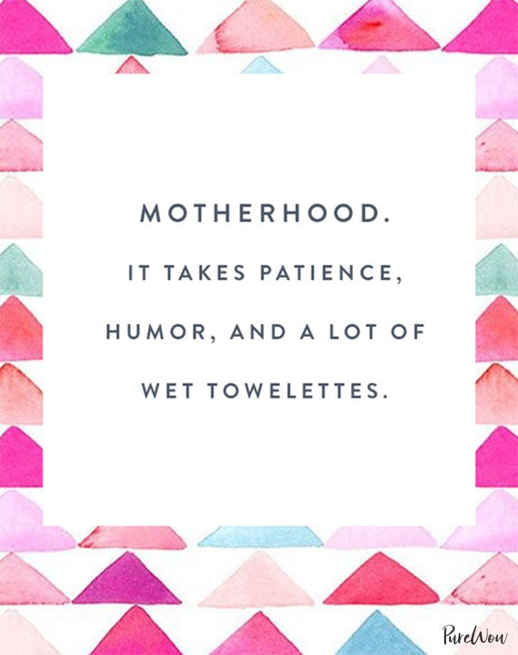 mothers day quotes about towelettes