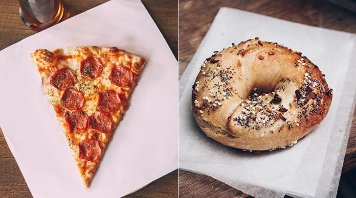 Here's Where to Score Food Deals on National Pizza Day…and National Bagel Day