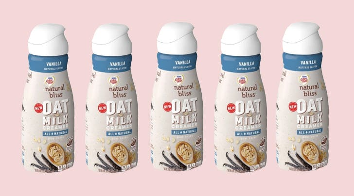 Coffee Mate's Newest Coffee Creamer Is the *Best* News for Oat Milk Lovers