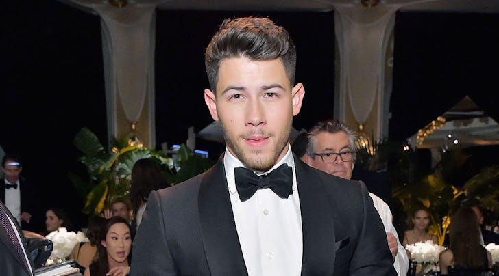 Move Over, Ben Affleck: Nick Jonas Wants to Be the Next Batman
