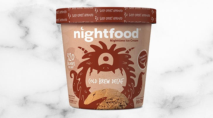 This Low-Cal Ice Cream Promises to Help You Sleep. We Investigate