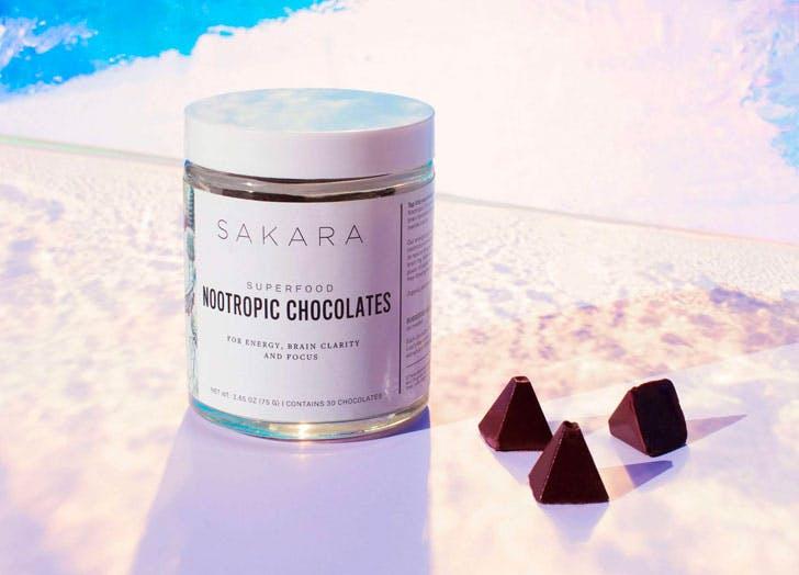 nootropic chocolates sakara
