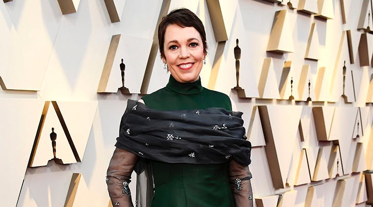 Olivia Colman Walks Away with the 2019 Oscar Award for Best Actress