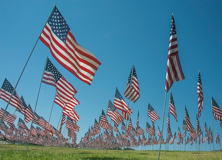 pepperdine flag memorial