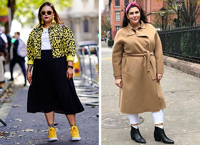 Plus-Size Outfits Winter 2019 - PureWow