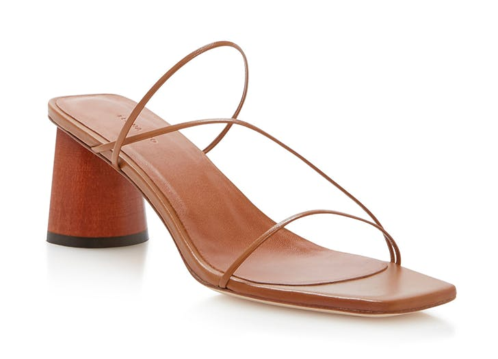 rejina pyo square toe strappy sandals