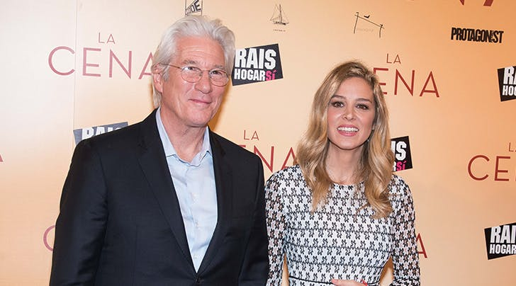 Grandpa Who? Richard Gere Just Welcomed a Baby at the Ripe Old Age of 69
