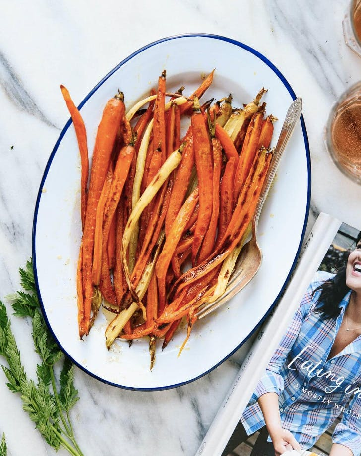 roasted carrots with honey butter recipes