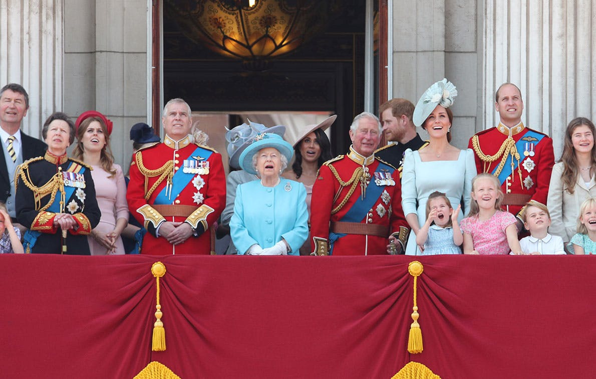The Queen Just Announced When (and Why) You'll See the Entire Royal Family Together Again