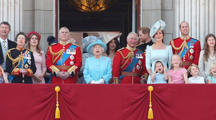 The Queen Just Announced When (and Why) Youll See the Entire Royal Family Together Again