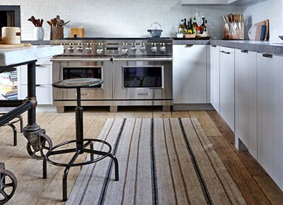 The Best Kind of Rug for Kitchens - PureWow