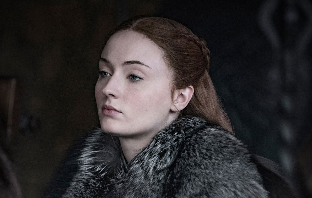 Sansa Stark Will Have a Major Costume Change in 'GoT' Season 8 (and It's Not Because Winter Is Here)