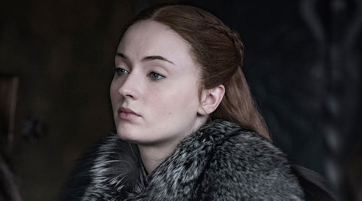 Sansa Stark Will Have a Major Costume Change in 'GoT' Season 8 (and Its Not Because Winter Is Here)