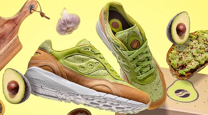 Avocado Toast Sneakers Are the Most 2019 Thing of 2019 So Far