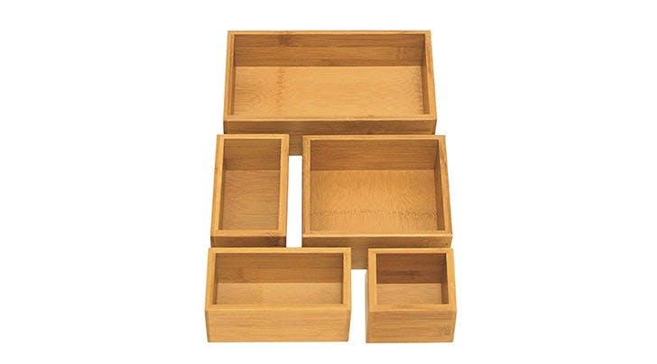 seville classics drawer organizers