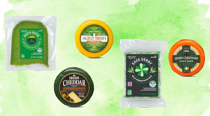 Best. Day. Ever. Aldi Revealed 5 New Cheeses for St. Patrick's Day