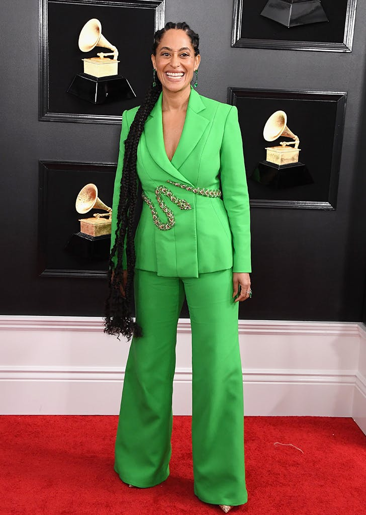 tracee ellis ross at the grammys