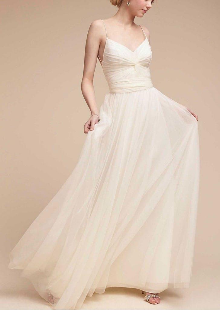 under 500 wedding dress 8