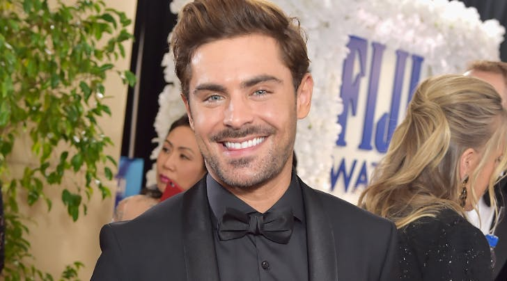 Zac Efron's Newest Project Is a Far Cry from Ted Bundy