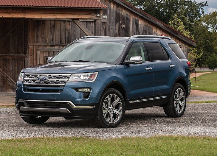 The Best 3 Row Suvs From Luxury To Affordable Purewow