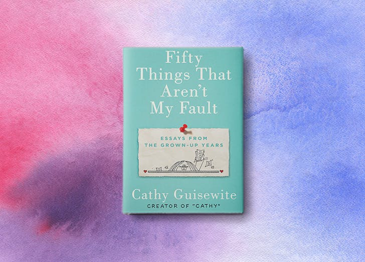 50 things that arent my fault cathy guisewite1