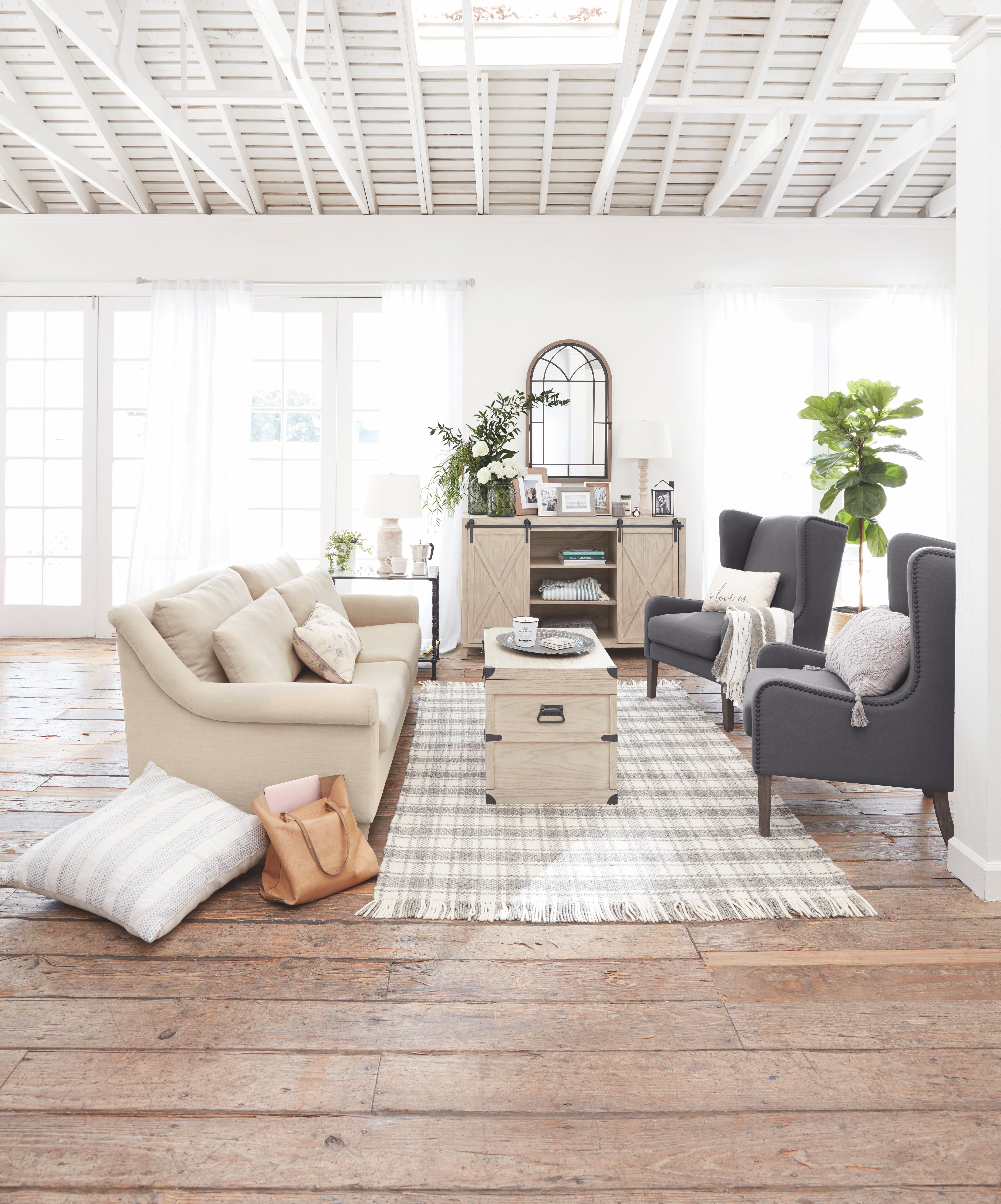 Bed Bath & Beyond's New Home Collection Has Joanna Gaines Written All Over It