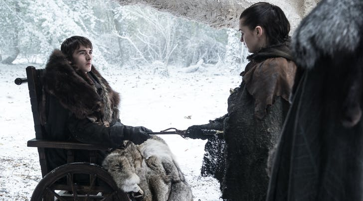 This 'GoT' Bran Stark Theory Says He's Not the Night King, He's Actually the Red God