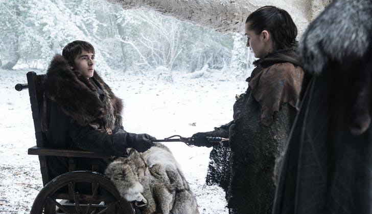 COULD BRAN ACTUALLY BE BRAN THE BUILDER  THE OLD STARK KING WHO BUILT THE WALL