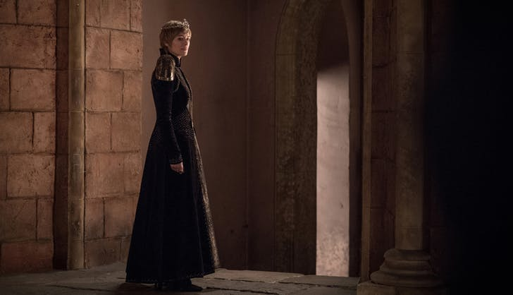 Cersei Lannister season 8 game of thrones