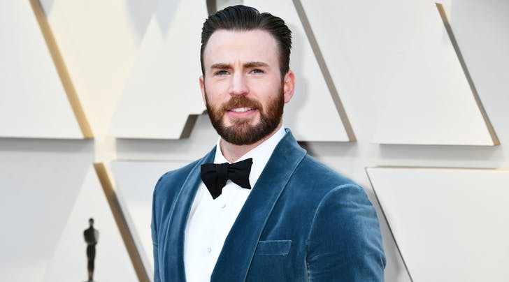 Chris Evans Got Totally 'Choked Up' While Watching 'Avengers: Endgame'
