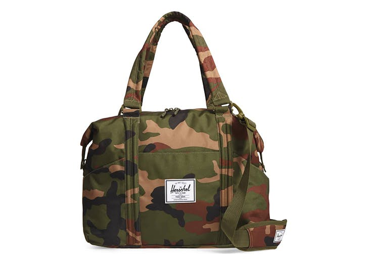 Herschel Supply Cameo Diaper Bag for Dad