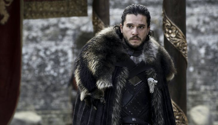 IF JON SNOW ENDS UP ON THE IRON THRONE WHO WOULD HIS DREAM KINGSGUARD BE