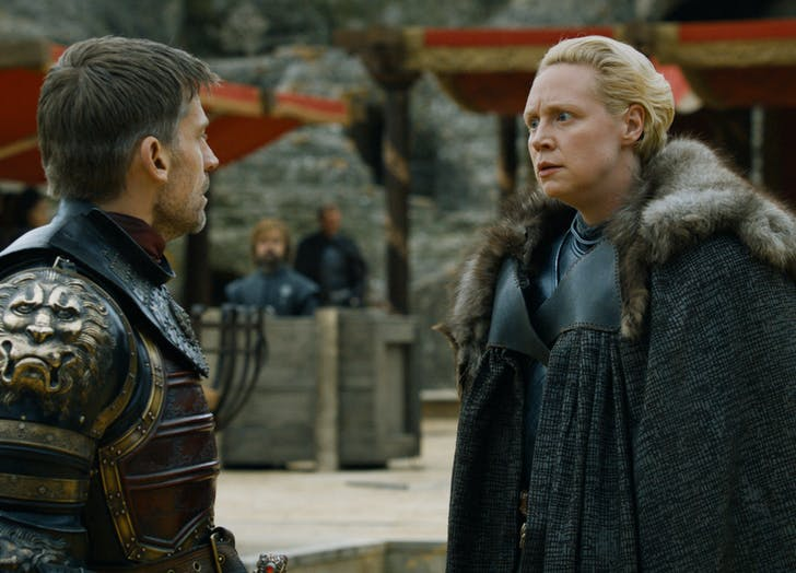 IS JAIME IN LOVE WITH BRIENNE OF TARTH  copy