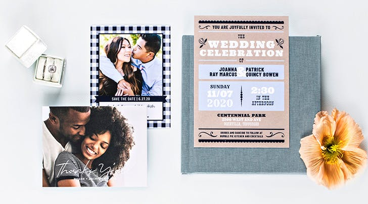 Reese Witherspoon, Draper James & Zola Just Made Our Wedding Invitation Dreams Come True