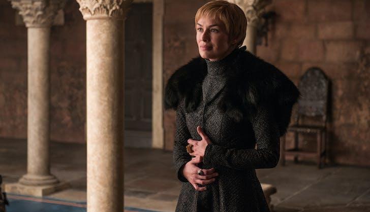 Is Cersei pregnant