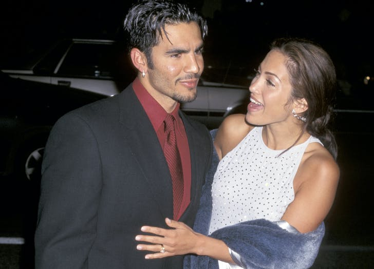 Jennifer Lopez and first husband