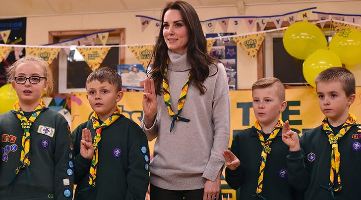 You'll Never Guess Which Badges Kate Middleton Earned as a Girl Scout