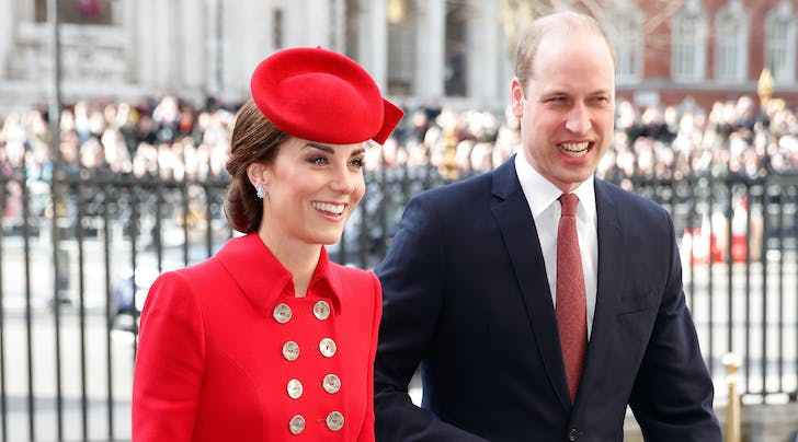 Kate Middleton and Prince William Held a Secret Meeting at Kensington Palace