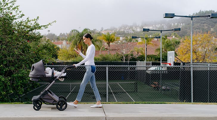 This New Scandi-Inspired Stroller Is So Chic