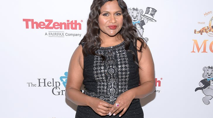 EXCLUSIVE: Mindy Kaling's Breastfeeding Tip for New Moms Is So Reassuring
