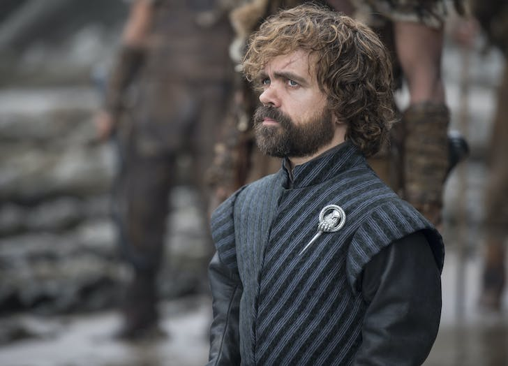 ON THE SUBJECT OF LANNISTERS  WHAT S UP WITH TYRION