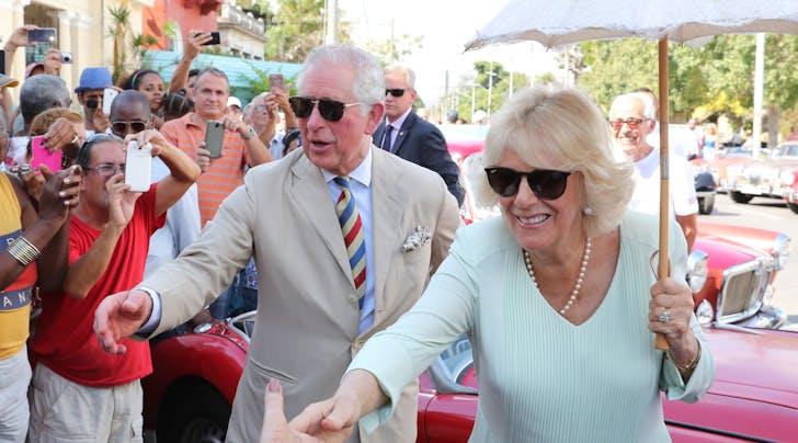 17f52d2fbfc Prince Charles   Camilla Parker Bowles Ride Through Havana - PureWow